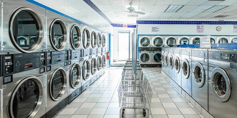 commercial laundry room designs services